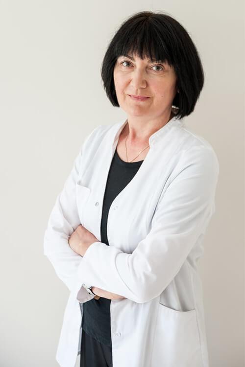 Akušerė - ginekologė Viktorija Ručienė