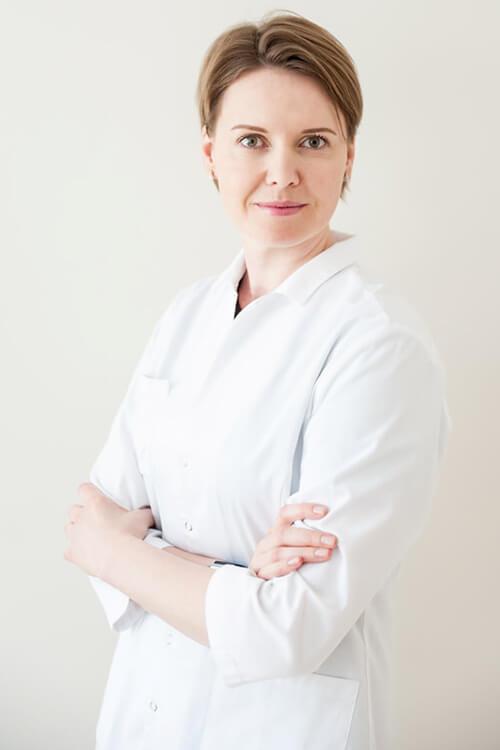 Daktarė Loreta Pilipaitytė