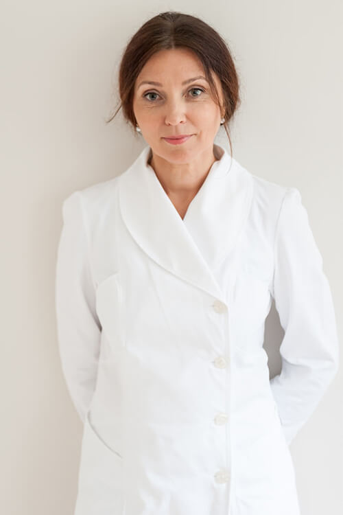 Gydytoja dermatovenerologė Irmunda Kazlaitienė