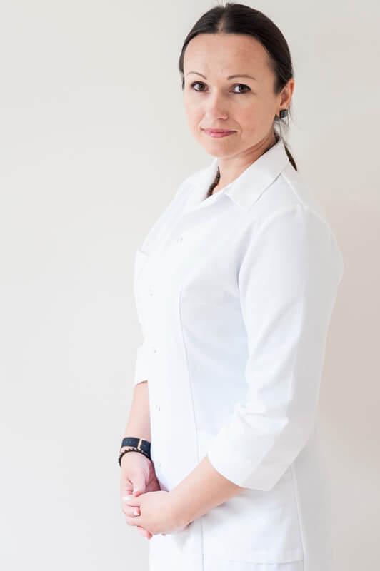 Radiologė Dalia Artmoniene