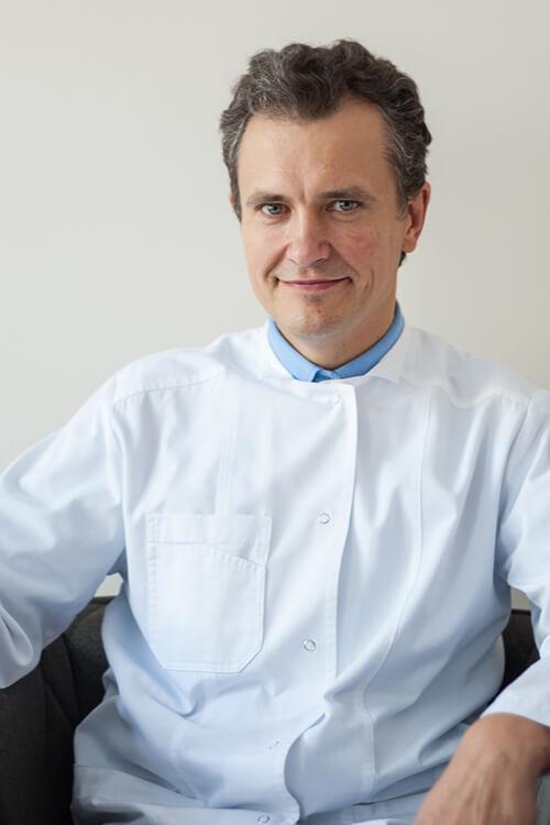 Reumatologas Mykolas Petraitis